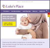 LukesPlace.ca homepage
